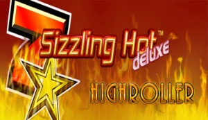 High Roller Sizzling Hot Deluxe